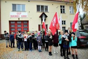 Obchody Stulecia Niepodległości w Bukówcu