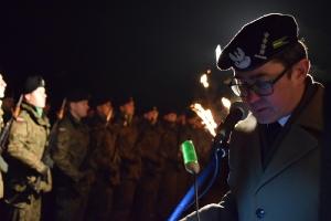 Obchody stulecia wybuchu Powstania Wielkopolskiego w Bukówcu
